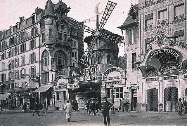 Cabaret History 1