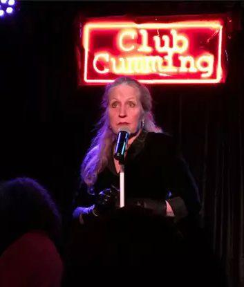Karen Kohler at Club Cumming